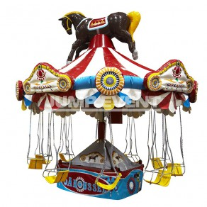 Flying Chairs Carousel