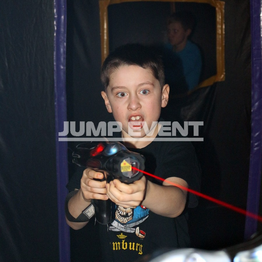 Laser Game Jump Event