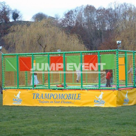 location sport sensation trampoline nord paris