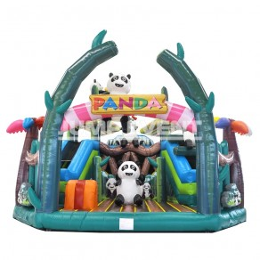 location chateau gonflable enfant nord paris panda