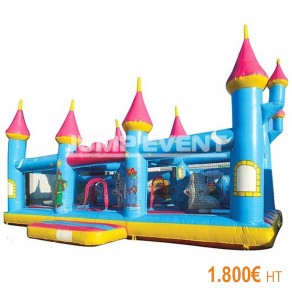 Activity Castle Fun Run