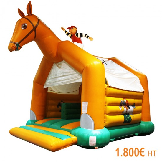 Obstacle Horse