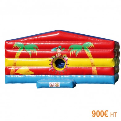 Pirate's House Ball Pool