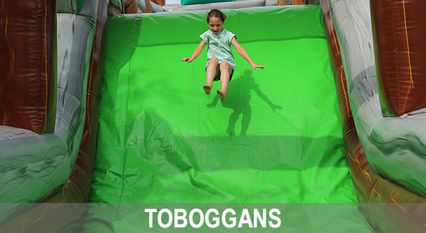 achat location toboggan gonflable